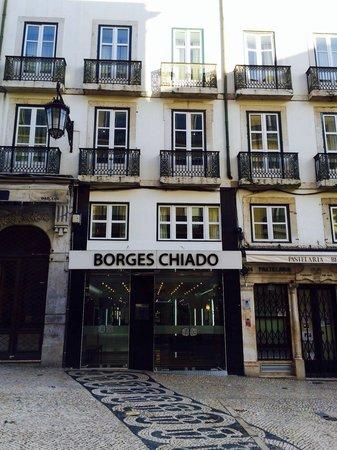 Hotel Borges Chiado: Exterior