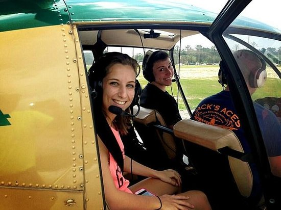 Orange Beach Helicopter Tours Hot Date
