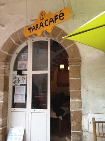 Tara Café : port tara