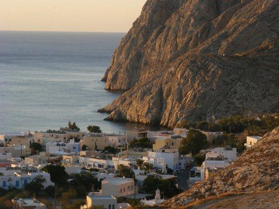 Acropole Sunrise Hotel: View