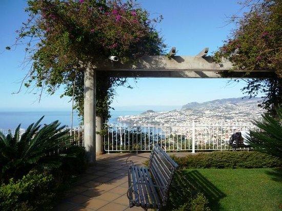 Ocean Gardens: Le jardin sur le toit près de la piscine