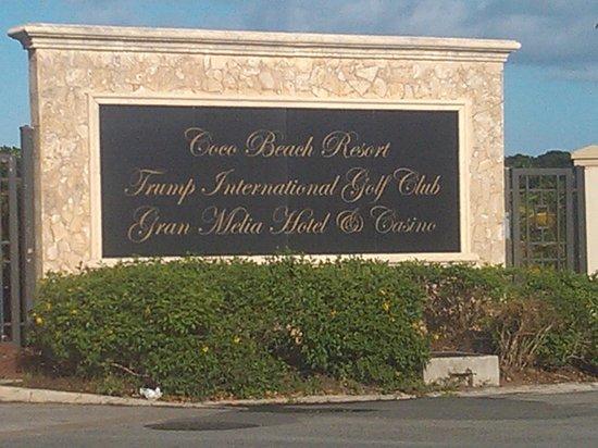 Gran Melia Golf Resort Puerto Rico : FRAUD! NO CASINO HERE!