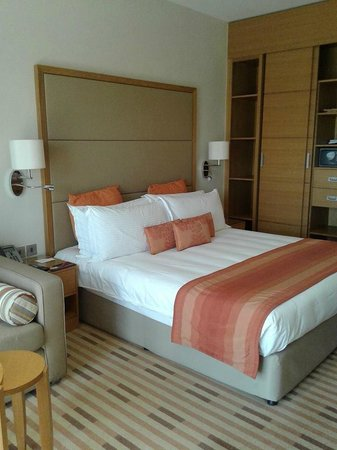 Crowne Plaza Sohar: Our room was great!