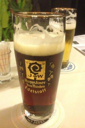 Zum Augustiner: Augustiner Beer