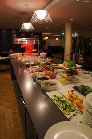 Comfort Hotel Trondheim : Breakfast