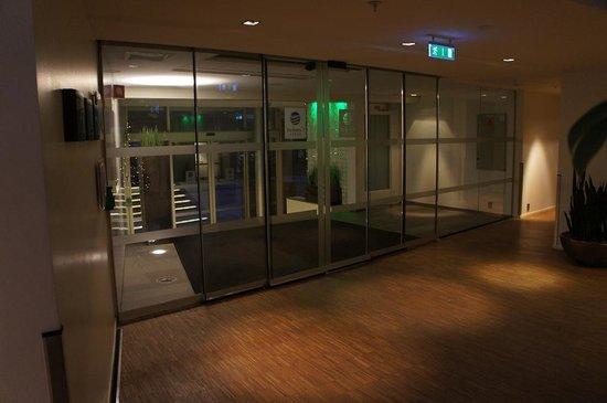 Comfort Hotel Trondheim : Beautiful entryway