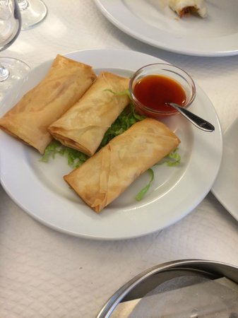 Yum Cha Garden: Crepes