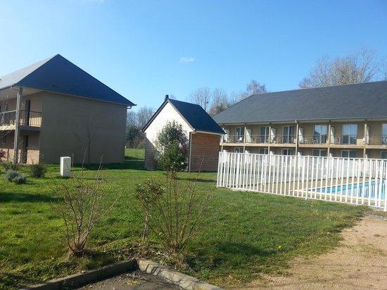 Adonis Les Hauts de Honfleur : soleil de Normandie