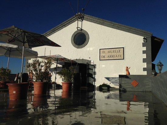 Restaurante El Muelle de Arriate