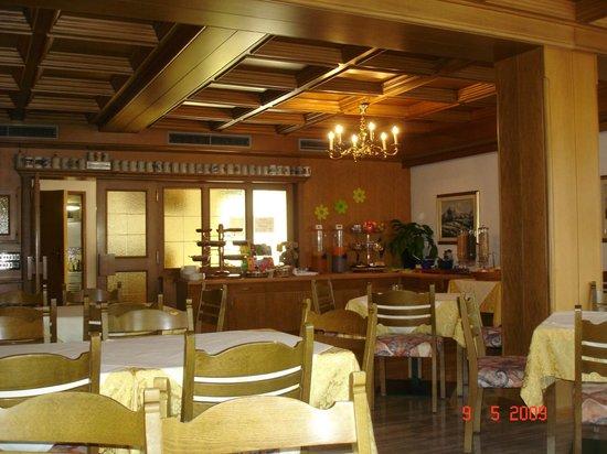 Hotel & Appartements Spitalerhof : Speisesaal