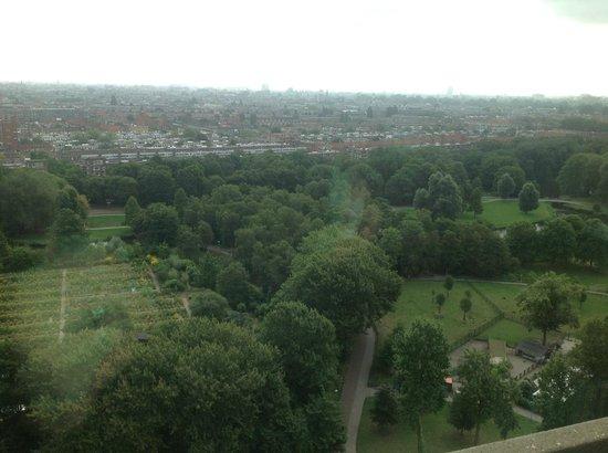 Ramada Apollo Amsterdam Centre: Vista desde la habitación