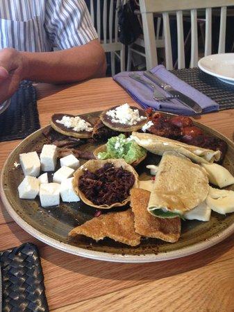Guzina Oaxaca Mexico City Polanco Menu Prices Restaurant