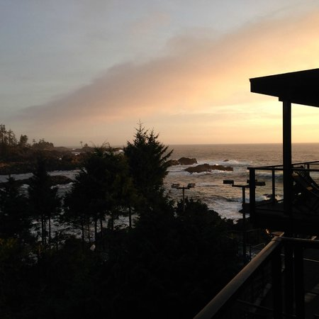 Black Rock Oceanfront Resort: Morning view from balcony