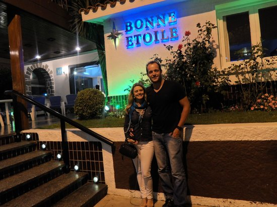 Bonne Etoile Hotel: Fachada do Hotel