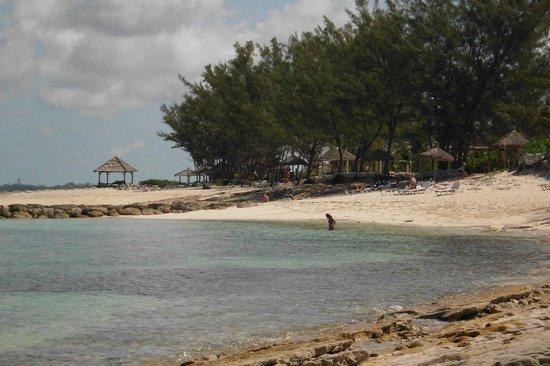 Sandals Royal Bahamian Spa Resort & Offshore Island: Offshore Island Bahamas