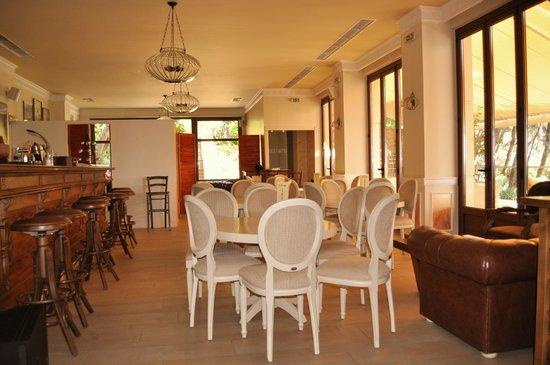 Hotel Akraion: Τμημα εσωτερικου χωρου