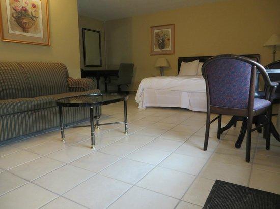 iSleep Inn : King Suite