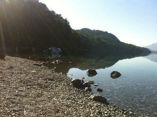 Villa Panil: Parte de la playa