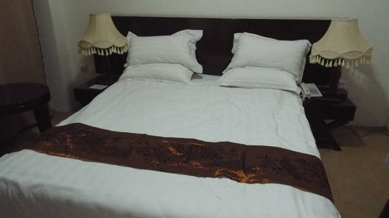 Ag Palace Hotel: clean sheets