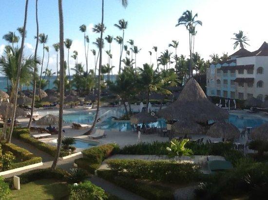 Grand Palladium Punta Cana Resort & Spa: great location