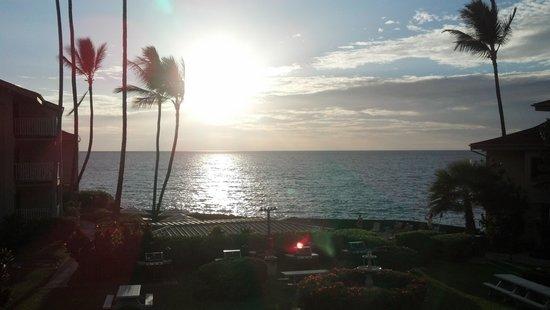 Sea Village Resort: view from my lanai