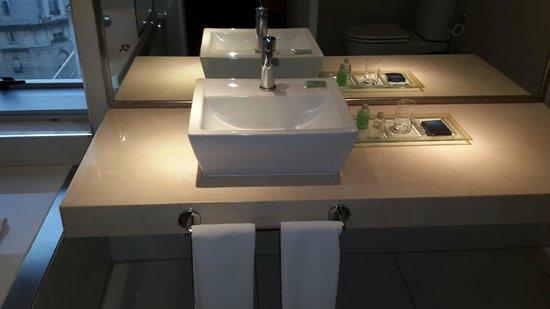 Hotel Boca by Design Suites: Baño