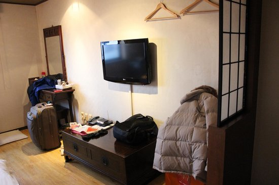 Little France Hotel: Oriental room