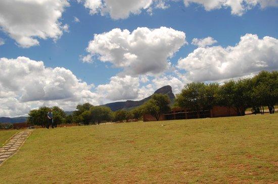 Legend Golf and Safari Resort: Vast area