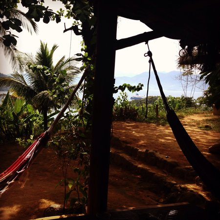 Jungle Lodge: Casa com a vista ao fundo