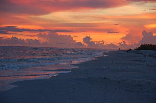 Pointe Santo de Sanibel: Sunset