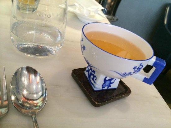 Bo Innovation: Jasmine tea in a beautiful cup