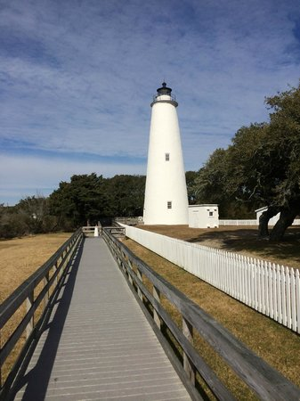 Cape Hatteras Motel: Ocracoke Lighthouse