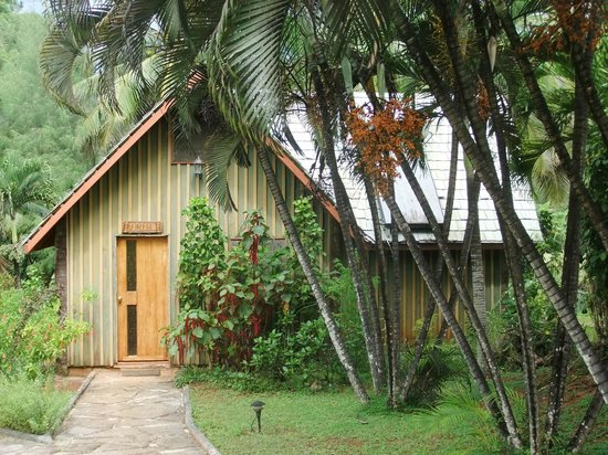 Atiu Villas: The villa we lived in