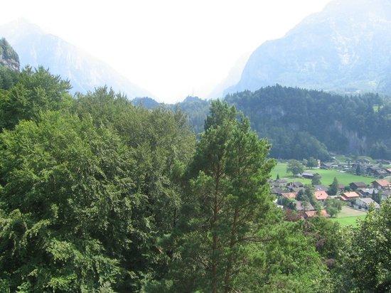 Hotel Alpbach: omgeving