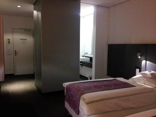 Lindner Hotel & Sports Academy: baño abierto