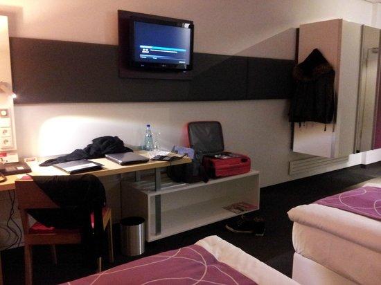 Lindner Hotel & Sports Academy: escritorio