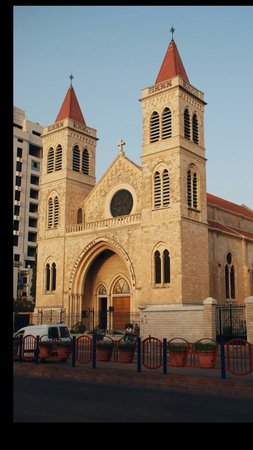 Salah el-Din Citadel: كنيسة الصليب kyrka latakia