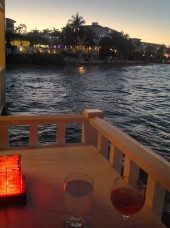 Couples Tower Isle: Bayside Restaurant