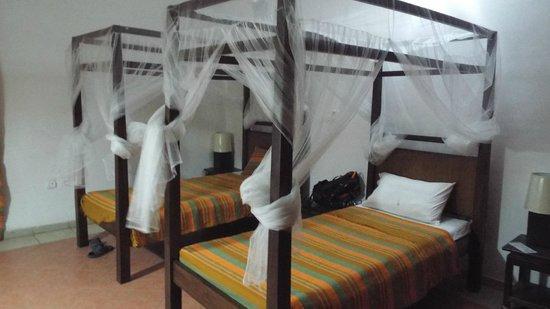Gambela, เอธิโอเปีย: nice, clean room