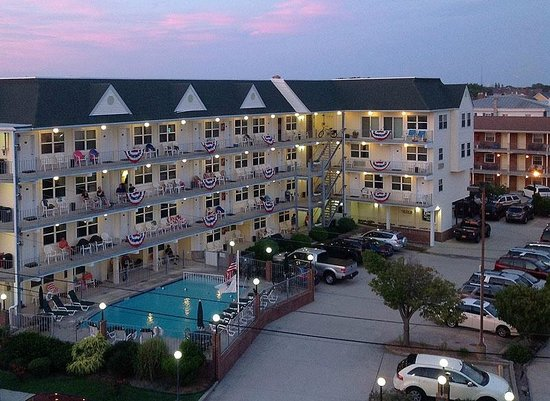 Camelot motel cape may nj omd men och prisj mf relse for Blue fish inn cape may nj