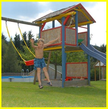 Gastehaus Sonneck: Kinderspielplatz