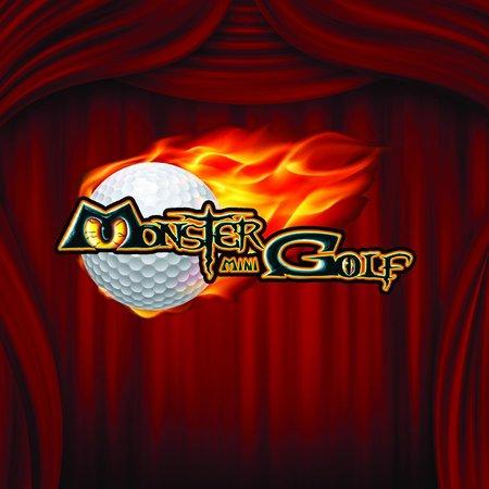 Monster Mini Golf: Logo