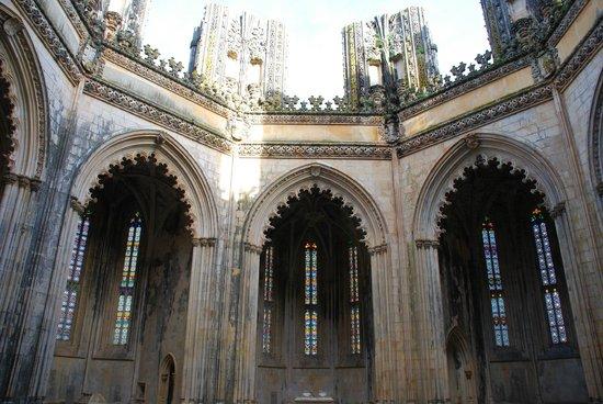 Batalha Monastery: Chapelle inachevée