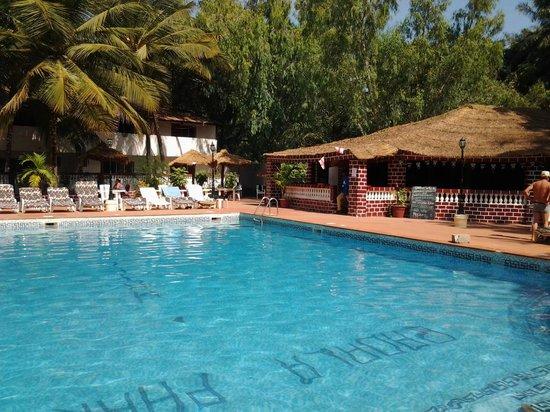 Badala Park: zwembad