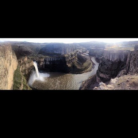 Palouse Falls State Park: March 2014