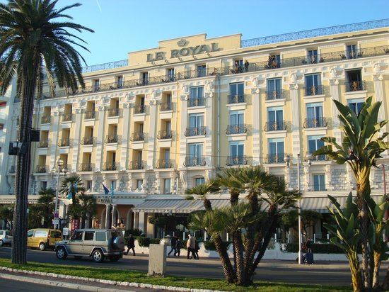 Hôtel Le Royal : l'hotel
