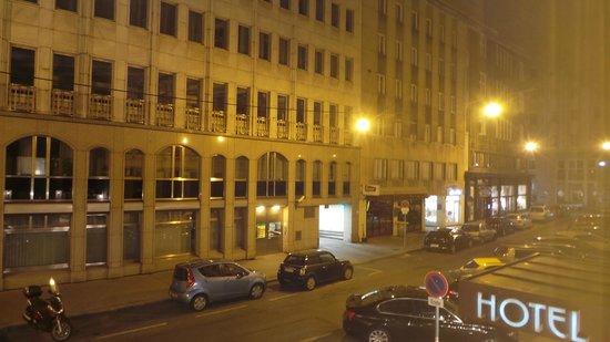 Arthotel ANA Amadeus: View from room