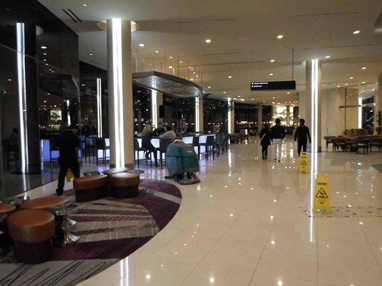 Elara By Hilton Grand Vacations The Lobby Of