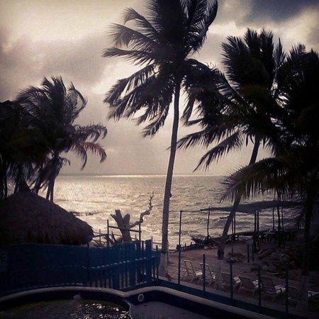 Hotel PortoAlegre Covenas: Excelente vista