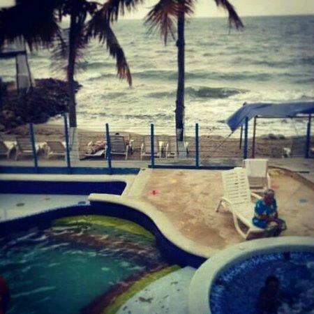 Hotel PortoAlegre Covenas: Magnífica vista